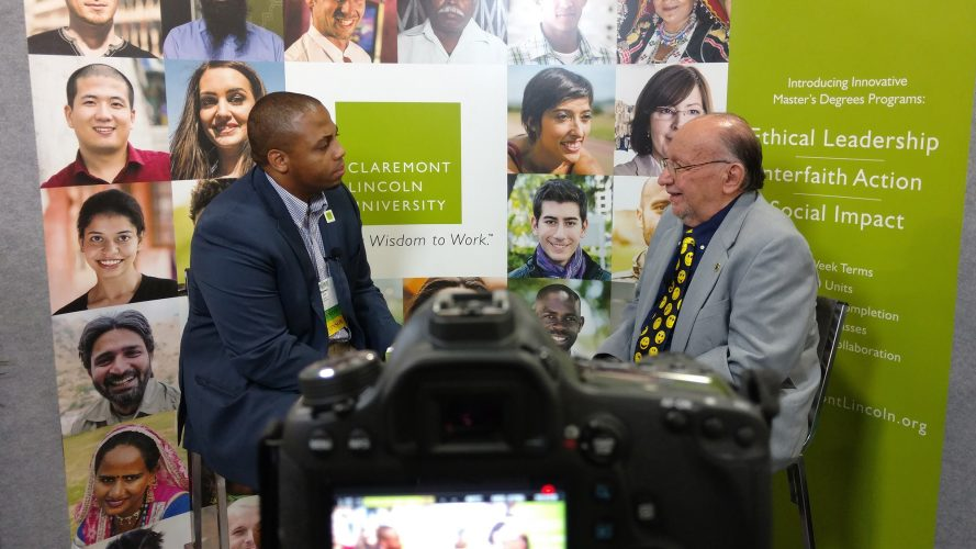CLU Live: Interviews at the Parliament of the World's Religions