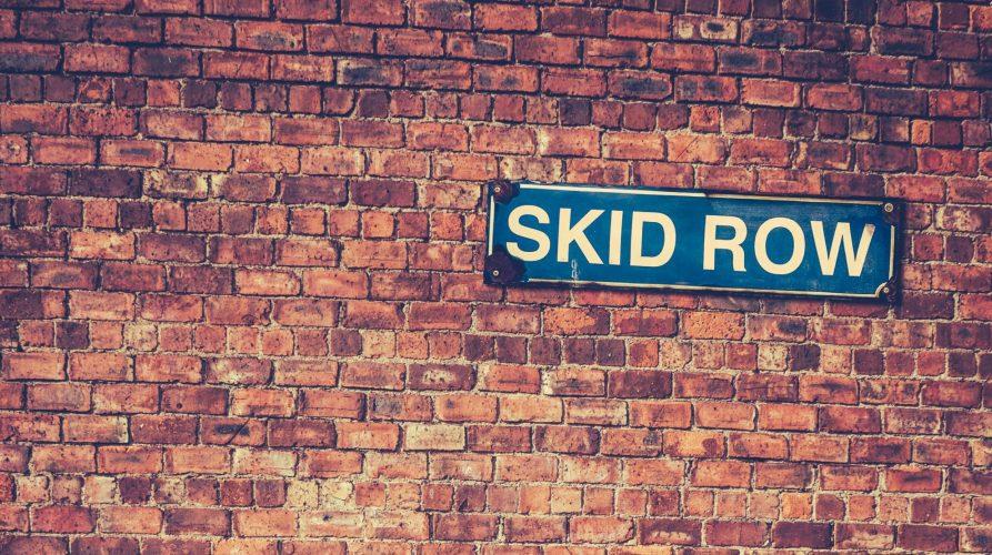 Homelessness Skid Row Social Impact