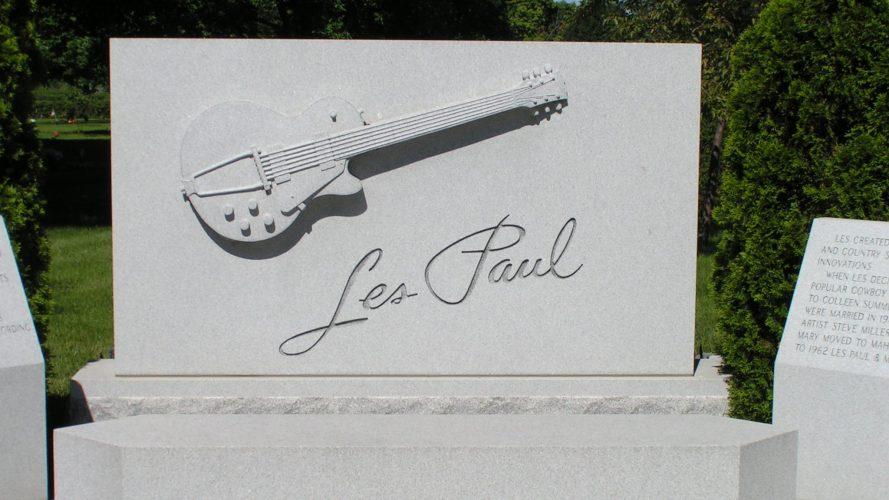 Social Innovator Les Paul Grave