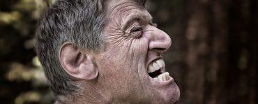 Man Hate Speech Screaming