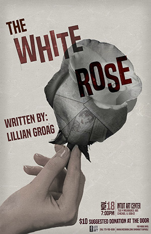 The White Rose - Poster