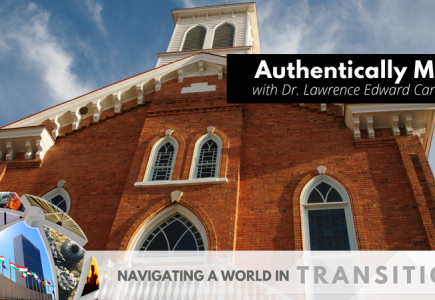 Authentically Made with Lawrence Edward Carter Sr. [Podcast]