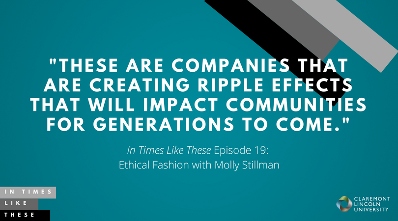 Ethical Fashion with Molly Stillman | Engage - Claremont