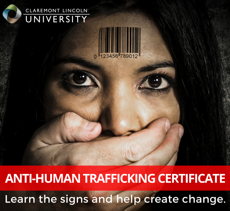 Anti-Human Trafficking Certificate