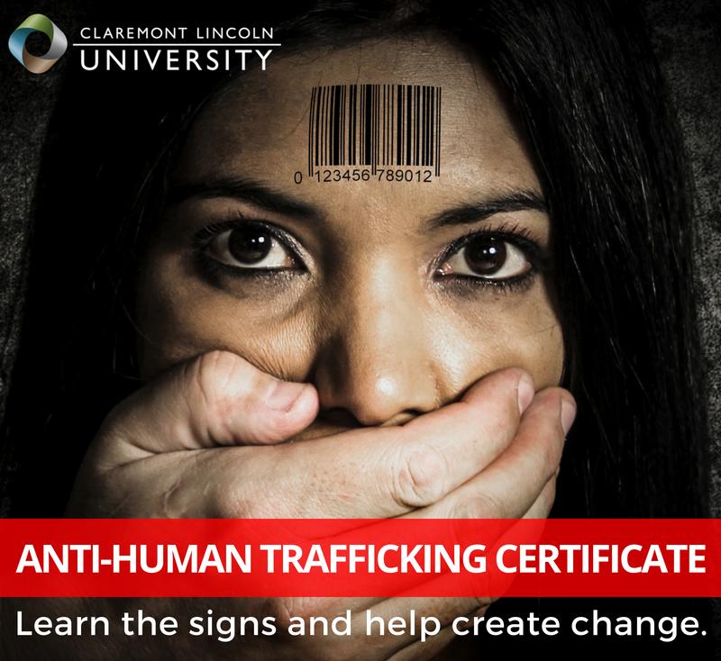 Anti-Human Trafficking Certificate
